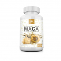 ALLNATURE Maca bylinný extrakt 60 kapslí