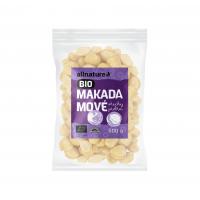 ALLNATURE Makadamové ořechy 500 g BIO