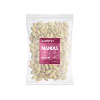ALLNATURE Mandle jádra loupaná 1000 g