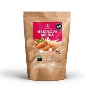 ALLNATURE Mandlová mouka BIO 200 g