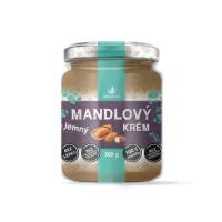 ALLNATURE Mandlové jemný krém 500 g