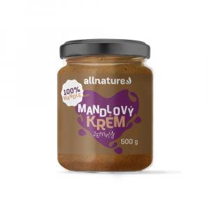 ALLNATURE Mandlový jemný krém 500 g