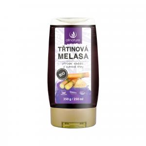 ALLNATURE Melasa třtinová 250 ml BIO