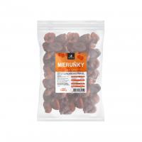 ALLNATURE Meruňky sušené nesířené 1000 g