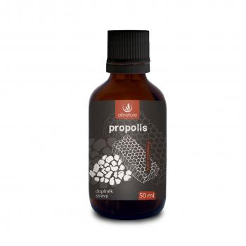 ALLNATURE Propolis bylinné kapky 50 ml