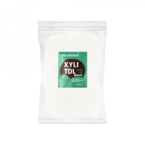 ALLNATURE Xylitol moučka 1000 g