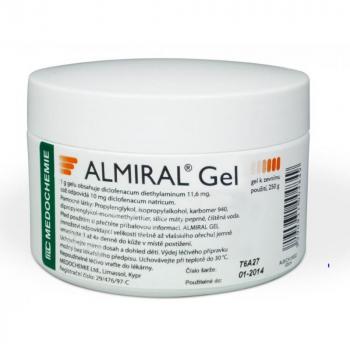 ALMIRAL Gel 250 g