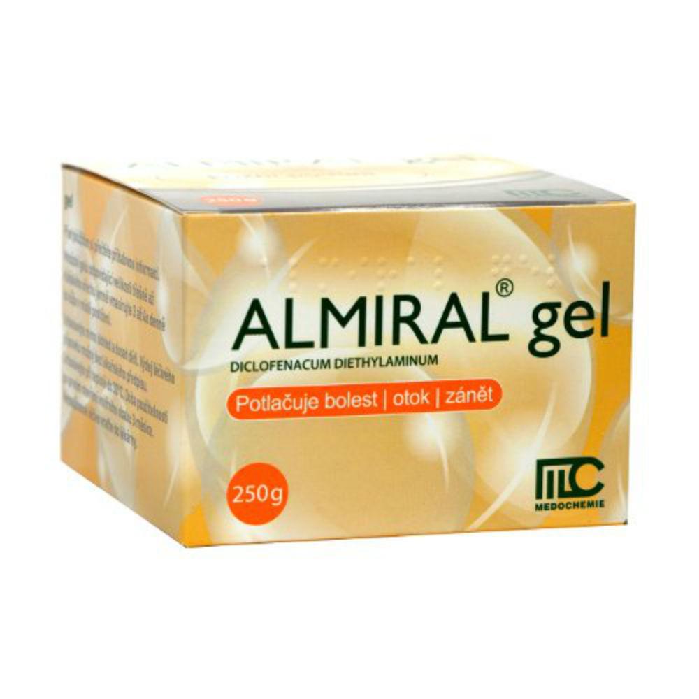 ALMIRAL Gel 1 x 250 g