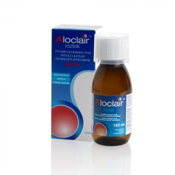 ALOCLAIR roztok na afty 120 ml