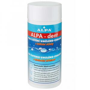 ALPA Alpa-přípravek na čištění umělého chrupu s bělícími a dezinfekčními účinky 150 g