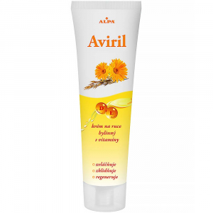 ALPA Aviril krém na ruce s vitamíny 100 ml