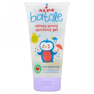 ALPA Batole Dětský sprchový gel s olivovým olejem 170 ml