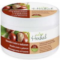 ALPA Herbal masážní krém s kaštanem 250 ml