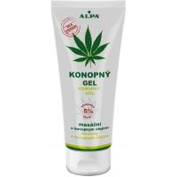 ALPA Konopný gel masážní 100 ml