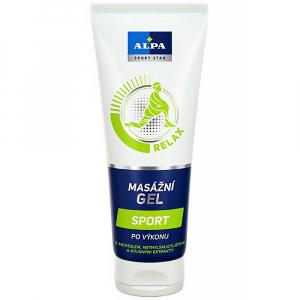 ALPA Sport gel 210 ml