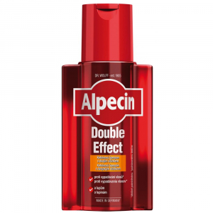 ALPECIN Double Effect Šampon na vlasy 200 ml