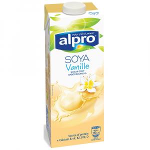 ALPRO Sójový nápoj vanilkový 1 l