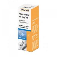 AMBROBENE 7.5 MG/ML  1X40ML Roztok