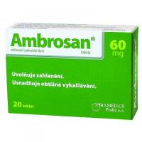 AMBROSAN 60 MG  20X60MG Tablety