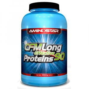 AMINOSTAR CFM Long Effective Proteins 90% čokoláda 1000 g