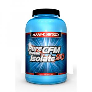 AMINOSTAR Pure CFM Protein Isolate 90% 1000 g - Čokoláda