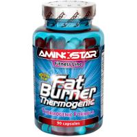 AMINOSTAR Fat burner thermogenic 90 kapslí