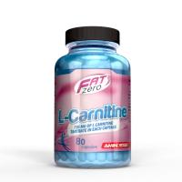 AMINOSTAR FatZero L-Carnitine 80 kapslí