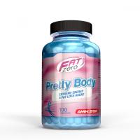 AMINOSTAR Fat zero pretty body 100 kapslí