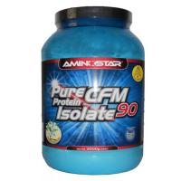 AMINOSTAR Pure CFM protein isolate 90% příchuť vanilka 2000 g