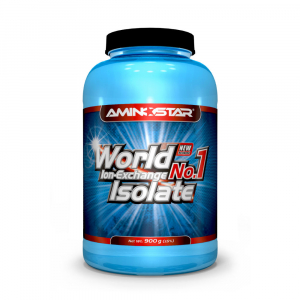 AMINOSTAR World No.1 Isolate 90% 900 g - Banán