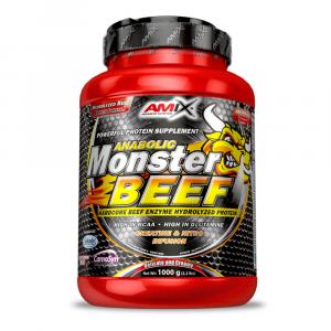 AMIX Anabolic monster BEEF 90% protein čokoláda 1000 g