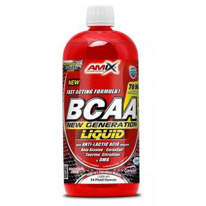 AMIX BCAA New generation citron a limetka 1000 ml