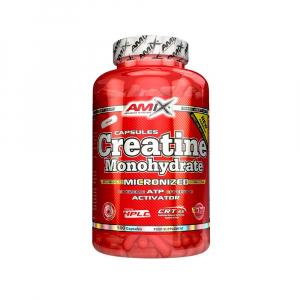 AMIX Creatine Monohydrate 800 mg 220 kapslí