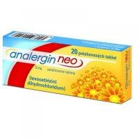 ANALERGIN Neo 5 mg x 20 tablet