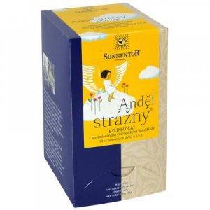 SONNENTOR Anděl strážný bylinný čaj BIO 27g 18 sáčků