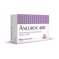 PHARMASUISSE Aneurox 400 30 tablet