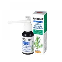 DR. MÜLLER Anginal ústní sprej s olejem čajovníku australského 30 ml