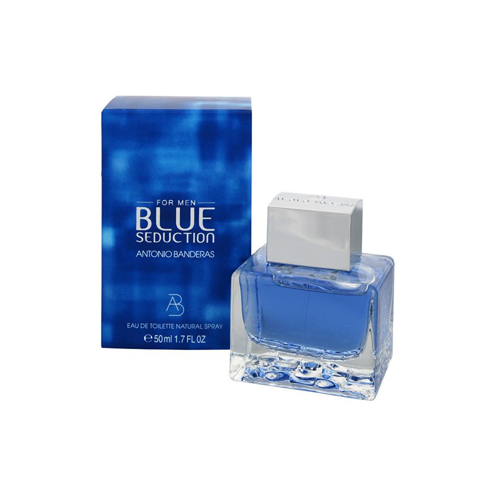 Antonio Banderas Blue Seduction Toaletní voda 100ml