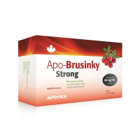 APOTEX Apo-Brusinky Strong 30 kapslí