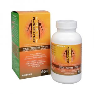 APOTEX Apo-Curenzym Forte 60 tobolek