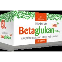 AUROVITAS Betaglukan IMU 200 mg 60 tobolek