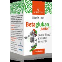 AUROVITAS Betaglukan JUNIOR 100 mg 30 tobolek
