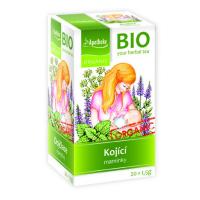 APOTHEKE Kojící maminky čaj BIO 20x1,5  g