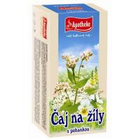 APOTHEKE čaj na žíly s pohankou 20x1.5 g