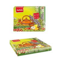 APOTHEKE Kolekce čajů Bylinkový hrneček 30 sáčků BIO