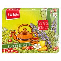 APOTHEKE Dárková kolekce čajů BIO 30 sáčků