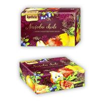 APOTHEKE Kolekce prémiových čajů Nevšední chvíle 48 sáčků