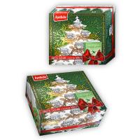 APOTHEKE Kolekce prémiových čajů vánoční + herbář 90 sáčků