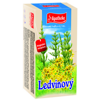 APOTHEKE Ledvinový čaj 20 sáčků