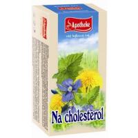 APOTHEKE Na cholesterol čaj 20x1,5 g